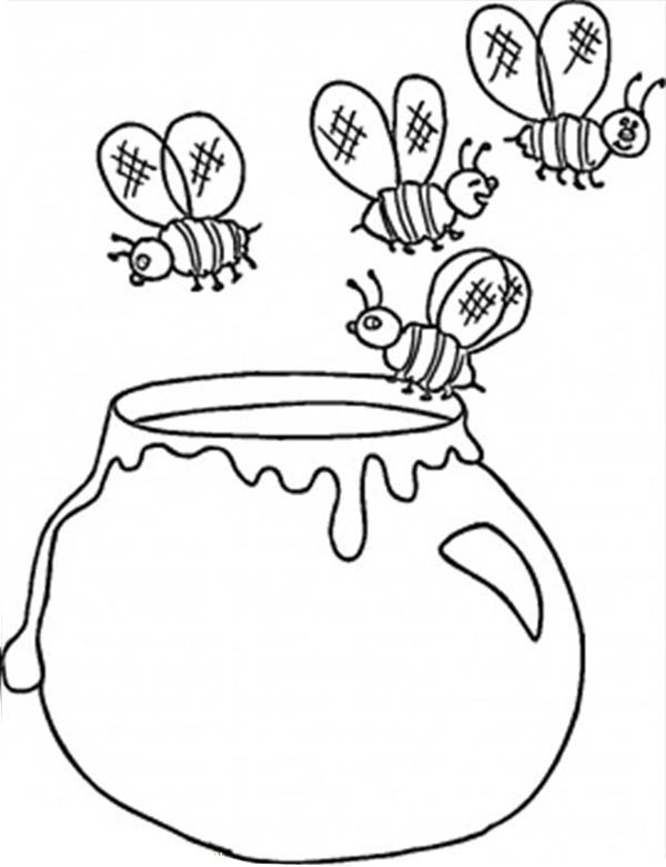 mrs honey coloring pages - photo#20