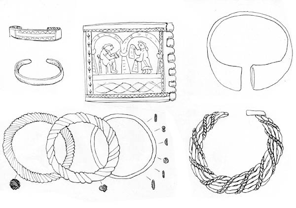 jewelry coloring pages - pin bracelet coloring page printable on pinterest