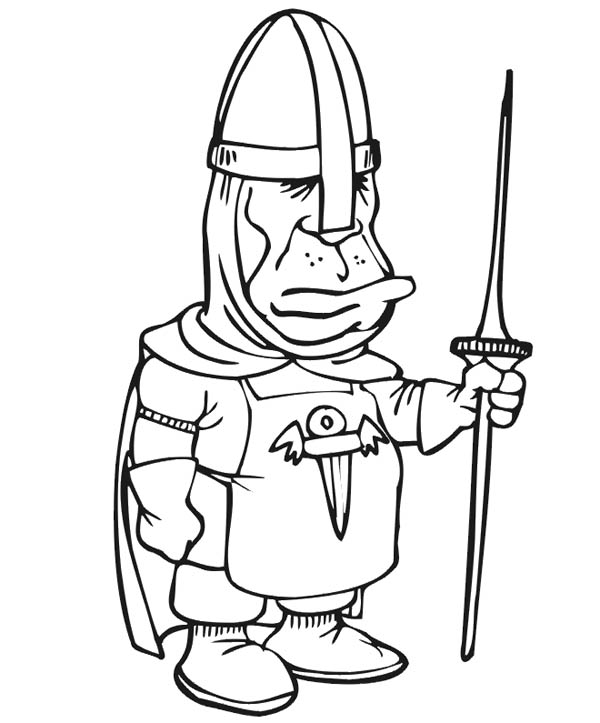 Awesome Jousting Knights Coloring Pages Mold