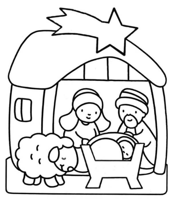 advent coloring pages ziho