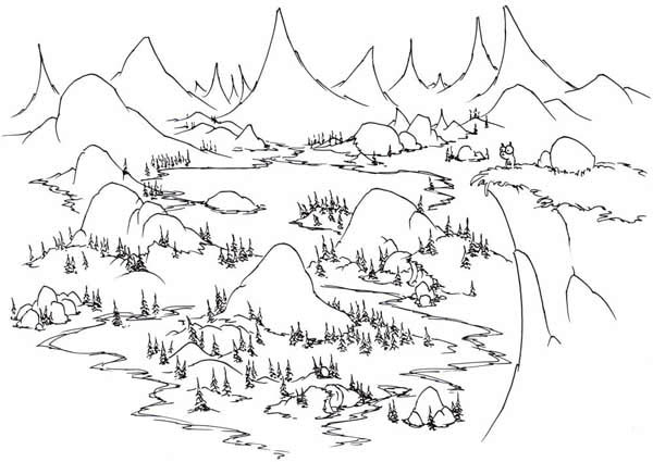 yellow bellied marmot coloring pages - photo#3