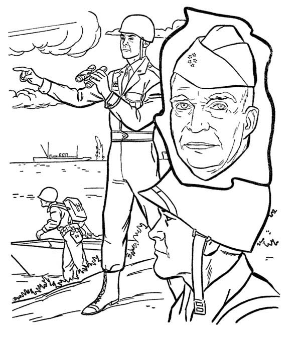 d day coloring pages eskayalitim