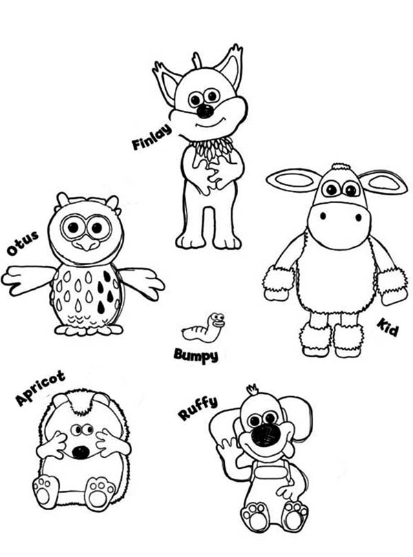 timmy the tooth coloring pages - photo#25