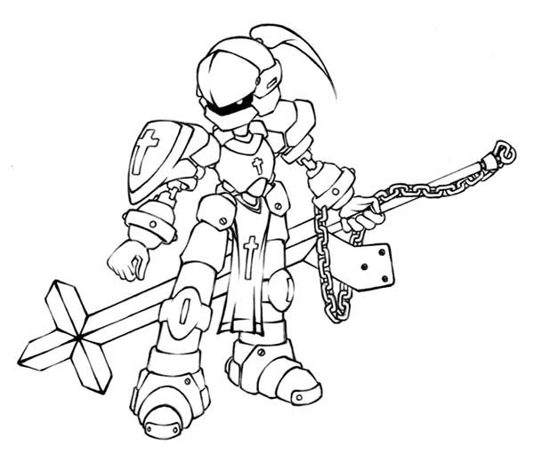 weapon coloring pages - photo#27