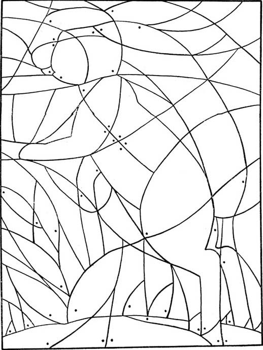 checker pieces coloring pages - photo#5