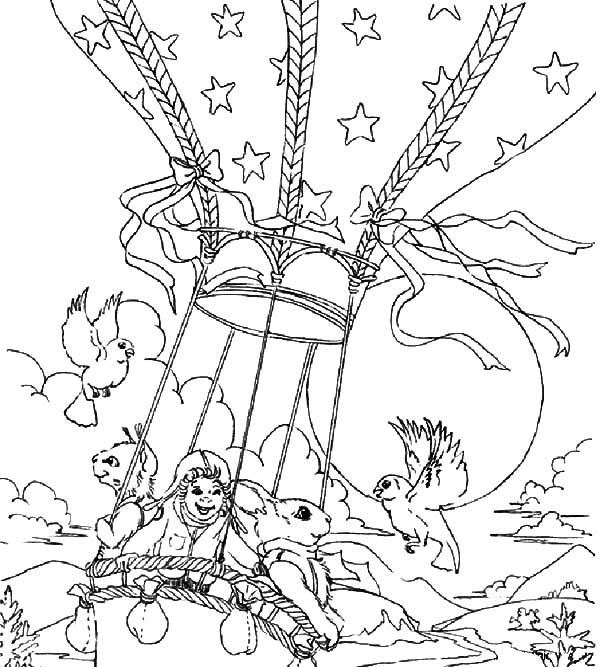 animal adventure coloring pages - photo#5