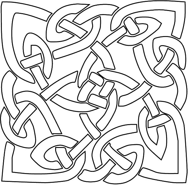 s abstract coloring pages - photo #16
