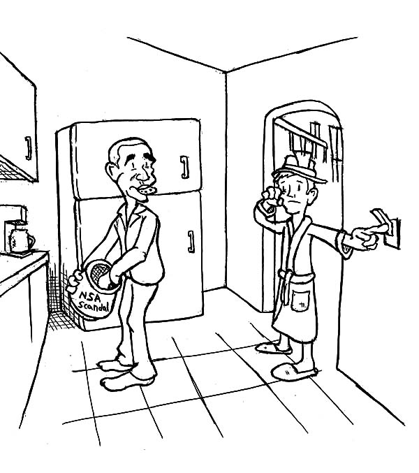 boy stealing from cookie jar coloring pages  boy stealing