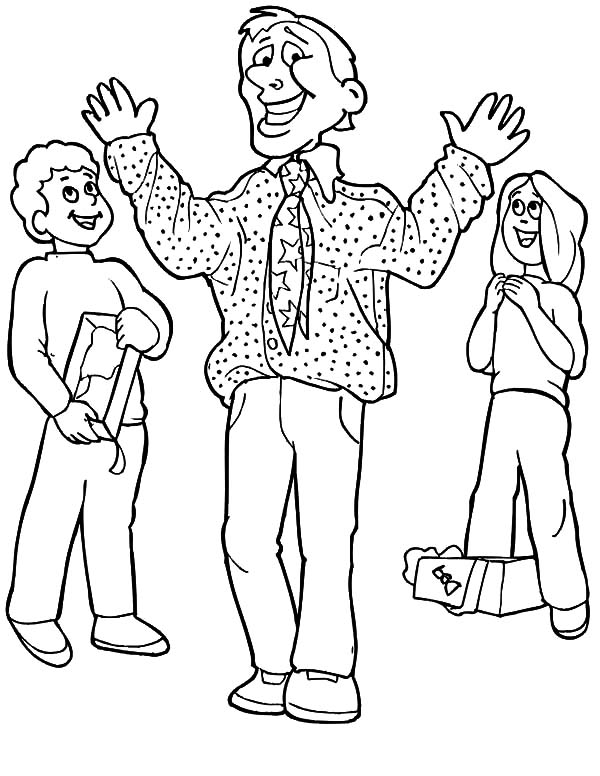 I Love Dad, : I Love Dad Happy Father Day Coloring Pages
