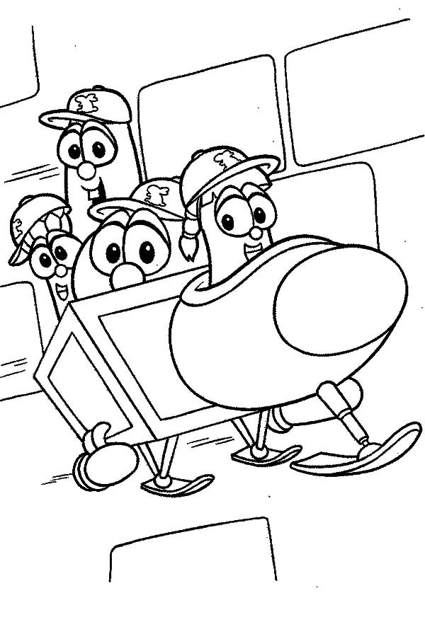 Outer Space Coloring Pages Coloring Worksheets Rocket Larry Boy Coloring Pages