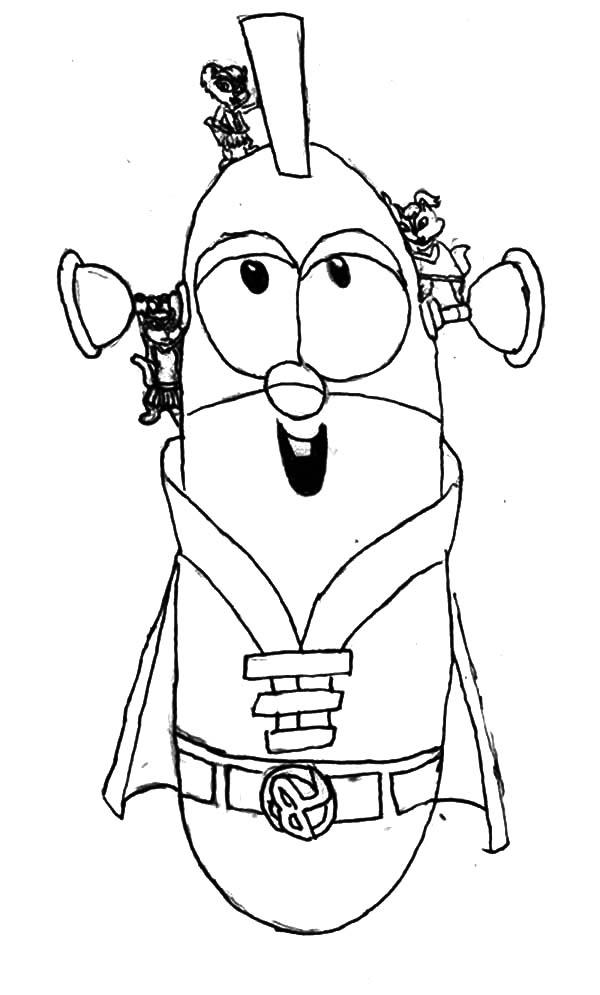 bob and larry coloring pages Bible Coloring Pages  Bob And Larry Coloring Pages