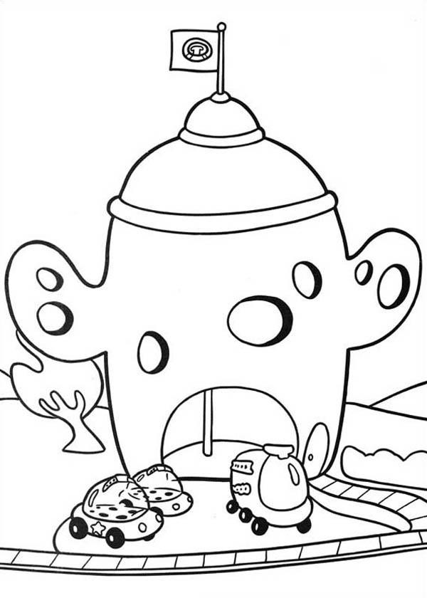 Раскраска на андроид, открытка