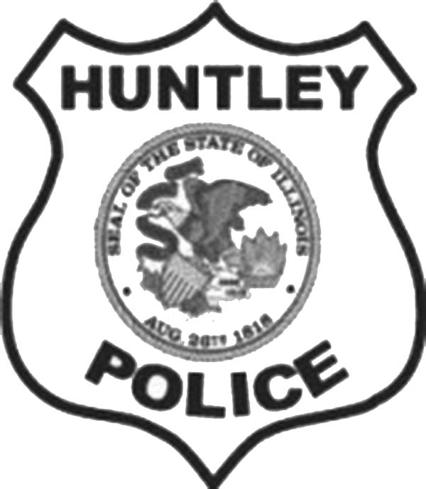 Police Badge, : Huntley Police Badge Coloring Page