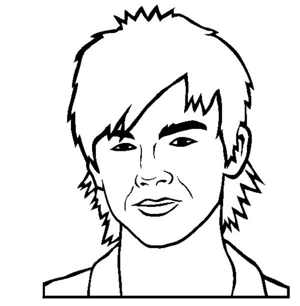 People, : People Coloring Page