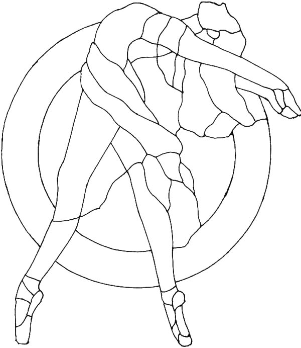 skydancers coloring pages - photo#22
