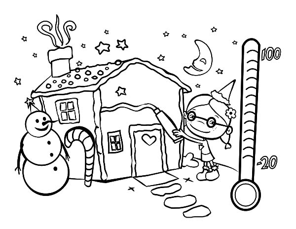 Holidays, : Holidays in Dreamland Coloring Pages