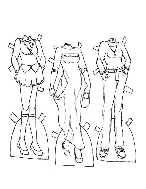 Kelly de winter clothes doll dress coloring pages for Fall clothes coloring pages