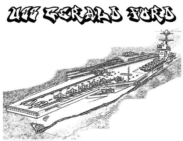 Coloring pages aircraft carrier coloring page for Aircraft carrier coloring page